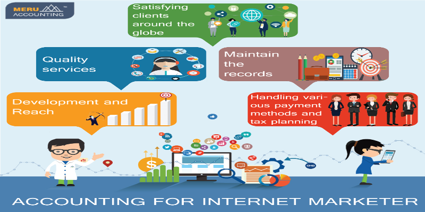 Accounting for Internet Marketer